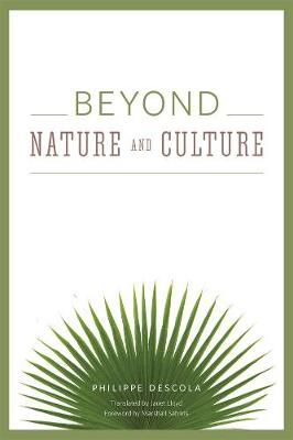 Beyond Nature and Culture by Philippe Descola