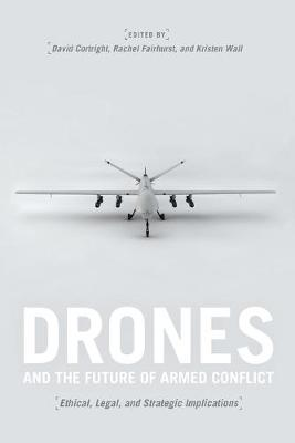 Drones and the Future of Armed Conflict book
