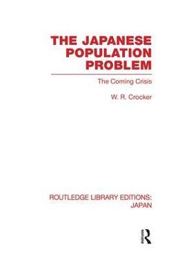 The Japanese Population Problem by W R Crocker