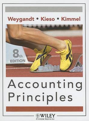 Accounting Principles by Jerry J Weygandt