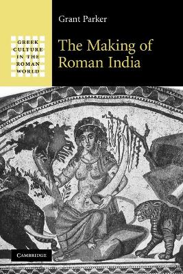 Making of Roman India book