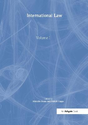 International Law by Patrick Capps