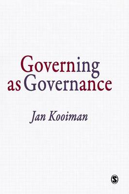 Governing as Governance book