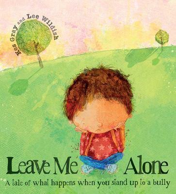 Leave Me Alone book
