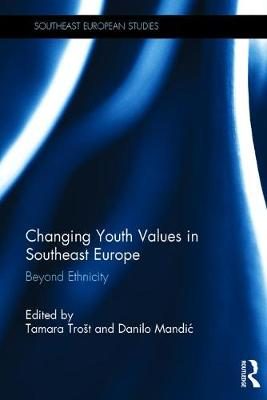 Changing Youth Values in Southeast Europe book
