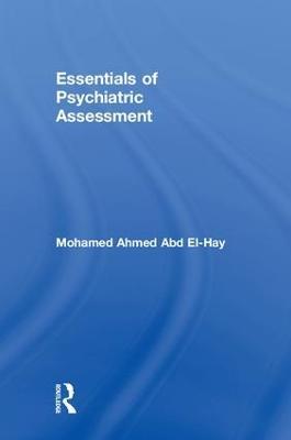 Essentials of Psychiatric Assessment book