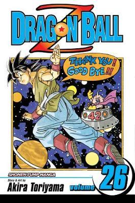 Dragon Ball Z, Vol. 26 by Akira Toriyama