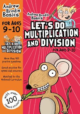 Let's do Multiplication and Division 9-10 by Andrew Brodie