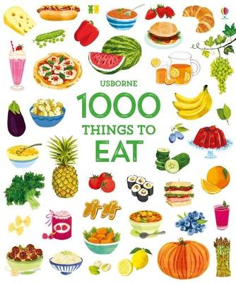 1000 Things to Eat book