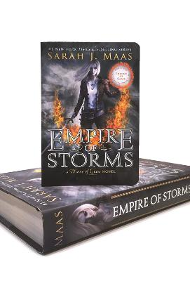 Empire of Storms (Miniature Character Collection) by Sarah J. Maas