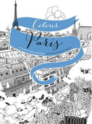 Colour Paris book