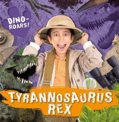 Tyrannosaurus Rex by Shalini Vallepur