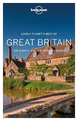 Lonely Planet Best of Great Britain book