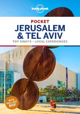 Lonely Planet Pocket Jerusalem & Tel Aviv by Lonely Planet