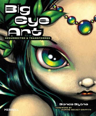 Big-eye Art book
