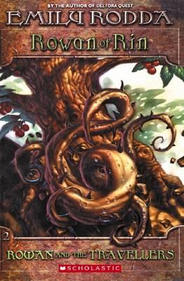Rowan of Rin: #2 Rowan and the Travellers by Emily Rodda