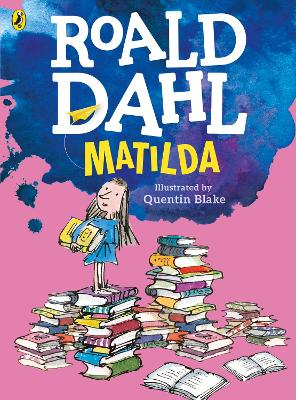 Matilda (Colour Edition) by Roald Dahl