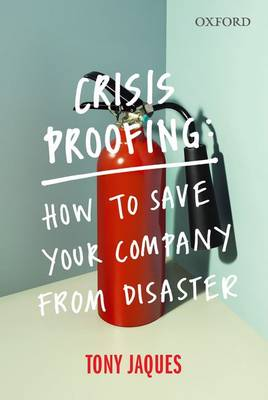 Crisis Proofing by Tony Jaques