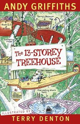The 13-Storey Treehouse book