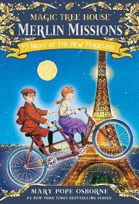 Magic Tree House #35 Night Of The New Magicians by Mary Pope Osborne