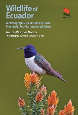 Wildlife of Ecuador by Andres Vasquez Noboa