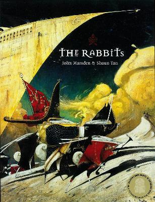Rabbits by Shaun Tan