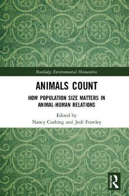 Animals Count by Nancy Cushing
