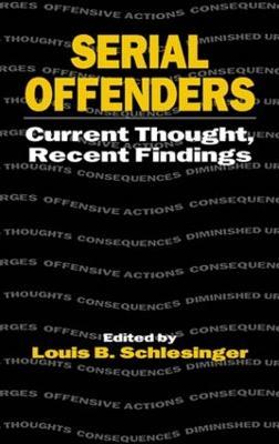 Serial Offenders book