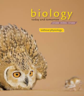 Biology Today and Tomorrow without Physiology by Christine Evers