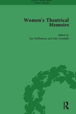Women's Theatrical Memoirs, Part II vol 8 by Sue McPherson