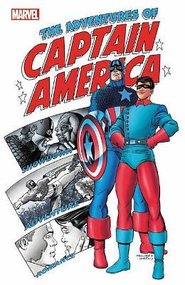 Captain America: The Adventures Of Captain America by Fabian Nicieza