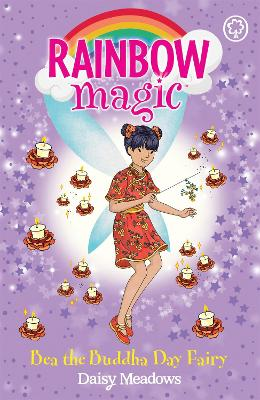 Rainbow Magic: Bea the Buddha Day Fairy: The Festival Fairies Book 4 by Daisy Meadows