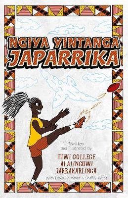 Ngiya Yintanga Japarrika book