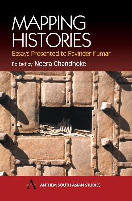 Mapping Histories book