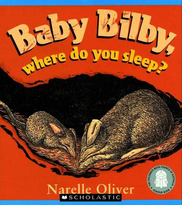 Baby Bilby Where Do You Sleep by Narelle Oliver