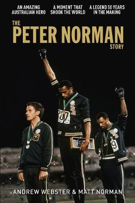 The Peter Norman Story book