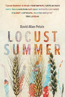 Locust Summer book