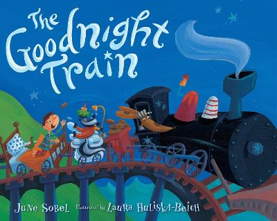 Goodnight Train by June Sobel