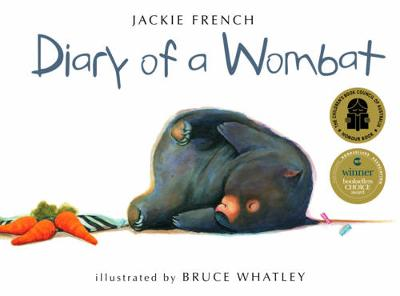 Diary of a Wombat by French