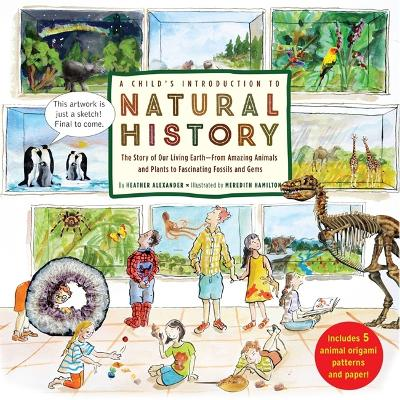 A Child's Introduction to Natural History by Heather Alexander
