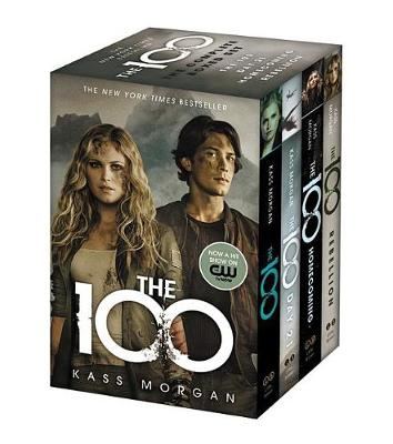 The 100 Complete Boxed Set by Kass Morgan
