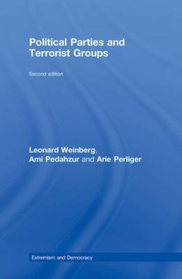 Political Parties and Terrorist Groups book