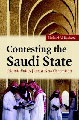 Contesting the Saudi State book