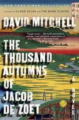 Thousand Autumns of Jacob de Zoet book