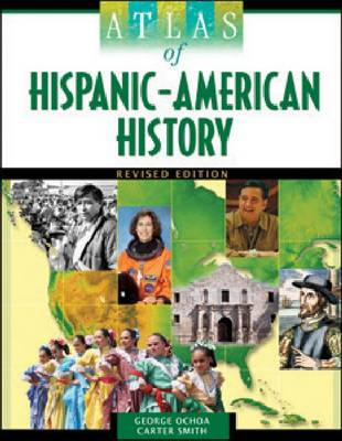 Atlas of Hispanic-American History book
