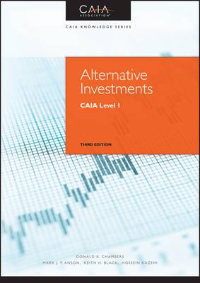 Alternative Investments by Mark J. P. Anson