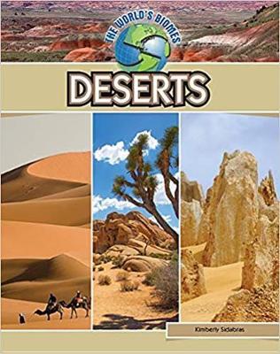 Deserts by Kimberly Sidabras