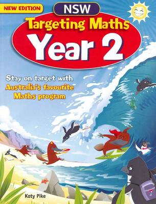 NSW Targeting Maths Year 2 by Katy Pike