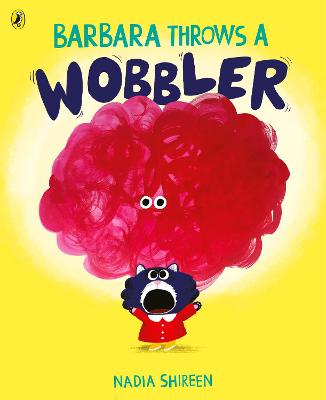 Barbara Throws a Wobbler book