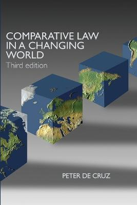 Comparative Law in a Changing World book